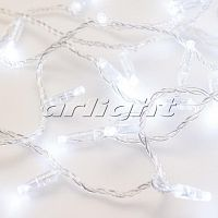 Фото Гирлянда Нить ARD-STRING-CLASSIC-10000-CLEAR-100LED-STD WHITE 230V, 7W 025781