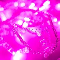 Фото Гирлянда Нить ARD-STRING-CLASSIC-10000-CLEAR-100LED-STD PINK 230V, 7W 025791