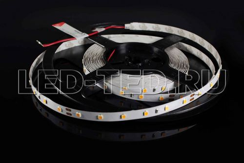 Лента 24V 8mm 60 LED/m 7,2W/m 2835 RT 2-5000 CRI98 фото 4