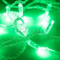 Фото Гирлянда Нить ARD-STRING-CLASSIC-10000-CLEAR-100LED-STD GREEN 230V, 7W 025785
