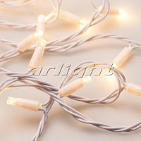 Фото Гирлянда Нить ARD-STRING-CLASSIC-10000-WHITE-100LED-STD WARM 230V, 7W 025809