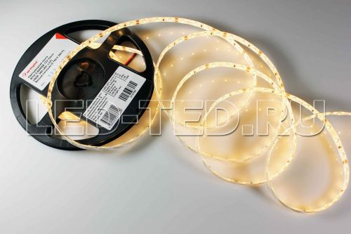 Лента 12V 8mm 60 LED/m 4,8W/m 3528 RTW 2-5000SE LUX